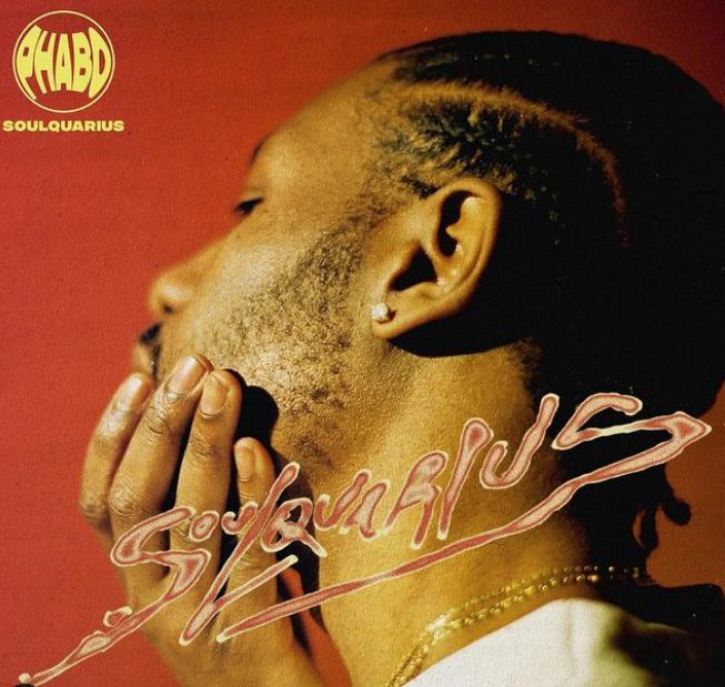 Phabo Soulquarius album cover