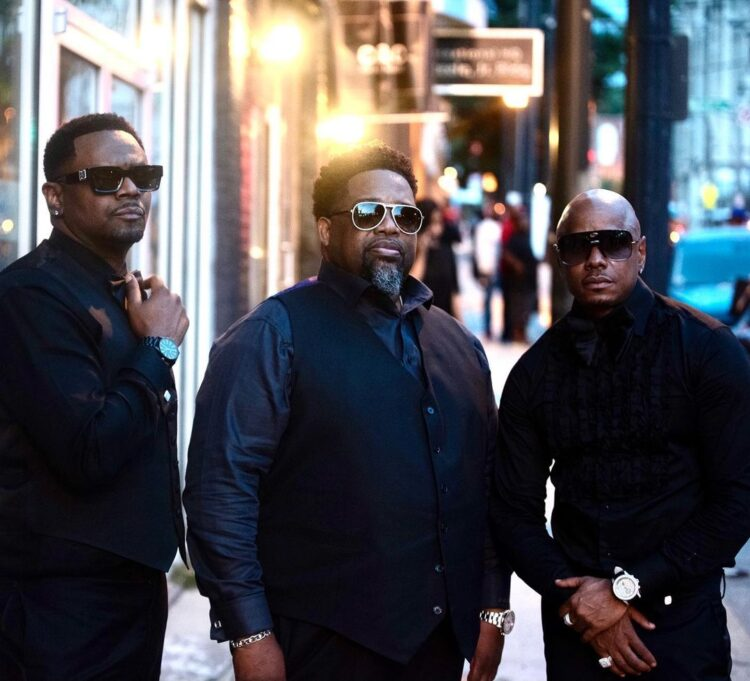 The Chi R&B Group - Donell Jones, Dave Hollister and Carl Thomas