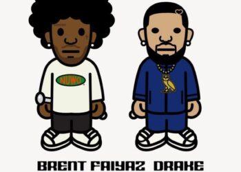 Brent Faiyaz and Drake Wasting Time