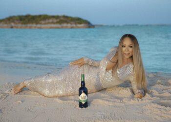 Mariah Carey Black Irish