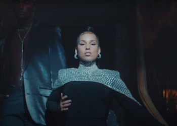 Alicia Keys LaLa video