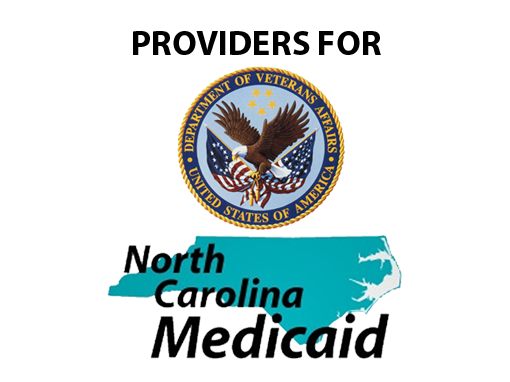 NC Medicaid and VA enrolled Provider