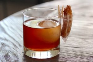 Rolled Fashioned