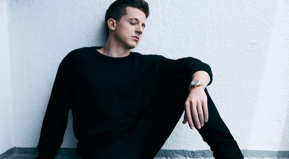 Charlie Puth Interview