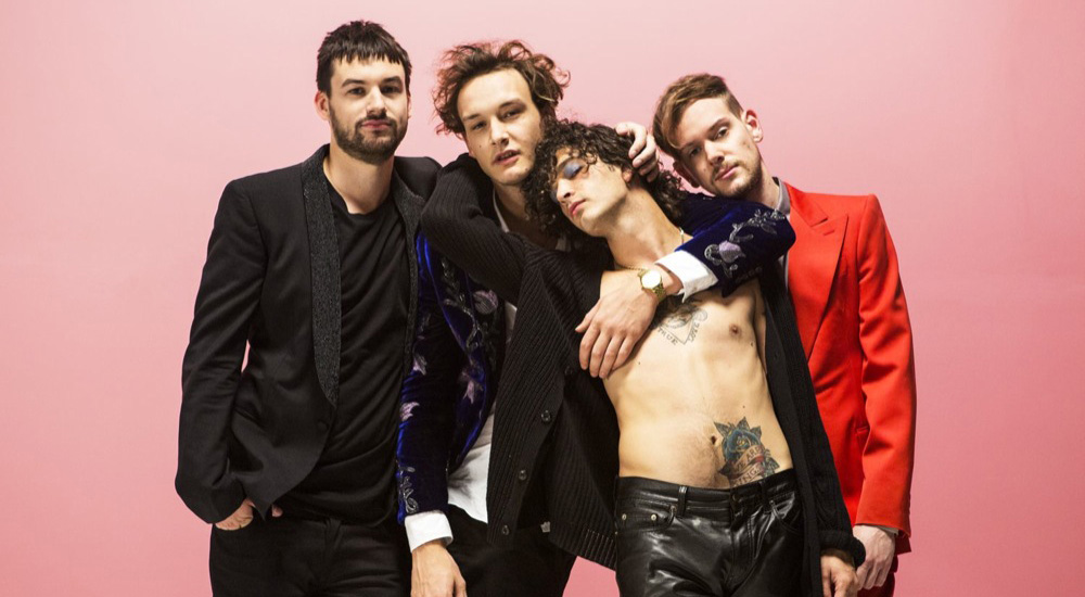 """Interview: """"The 1975"""""""