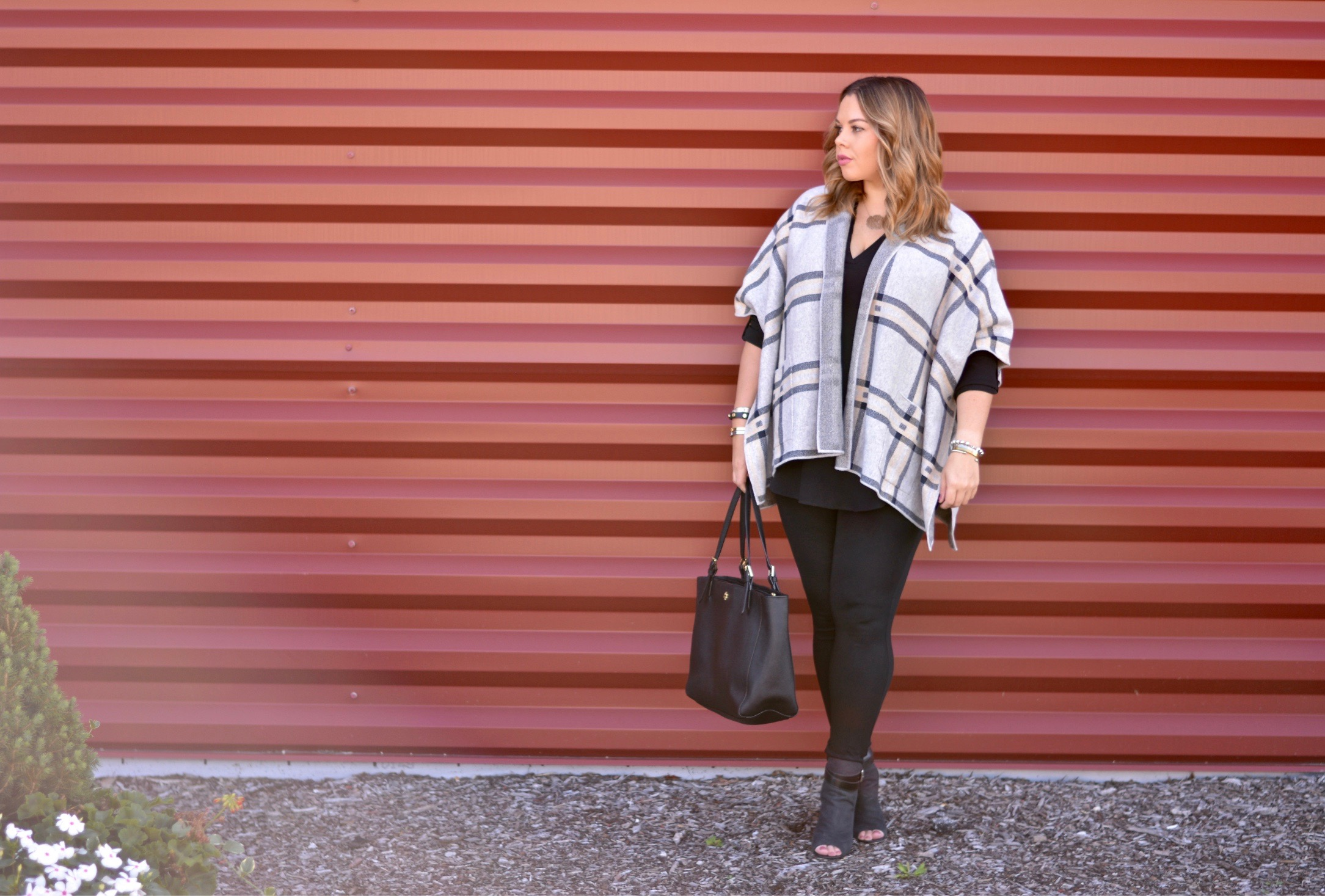 plaid-cape-coat