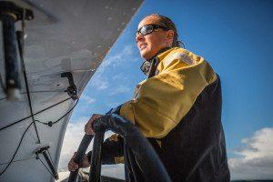 Spindrift 2, Onboard Photo © Yann Riou I Spindrift racing