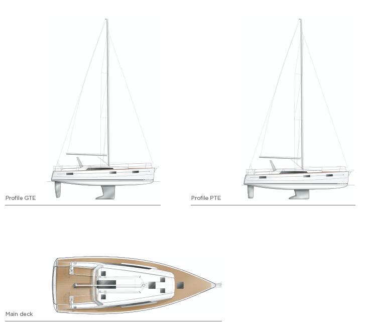 Oceanis-41.1-plans