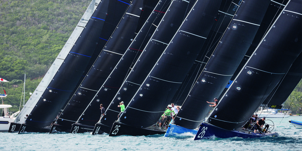 Photo of Artemis Racing wins in Virgin Gorda as Team Nika clinches 2015 title