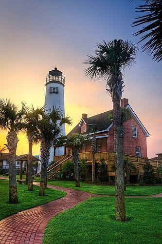 George Lighthouse - St. George Island, Florida-