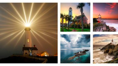 Photo of 10 lighthouses you have to see at least one time in your life. GALLERY