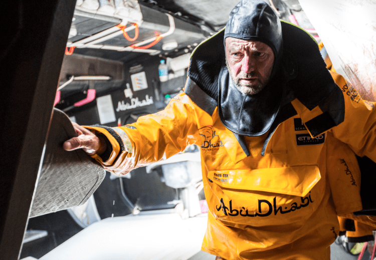 Matt Knighton / Abu Dhabi Ocean Racing / Volvo Ocean Race