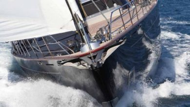 "Photo of You have chosen: Perini Navi Perseus 3 is your ""supersailyacht"" of the year"