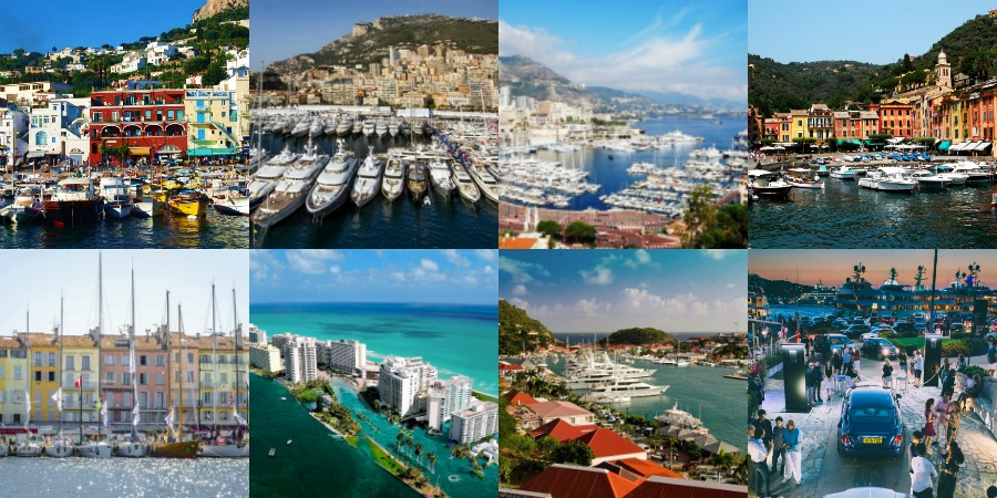 "Photo of Worlds top 10 most expensive marinas: and the ""winner"" is…"