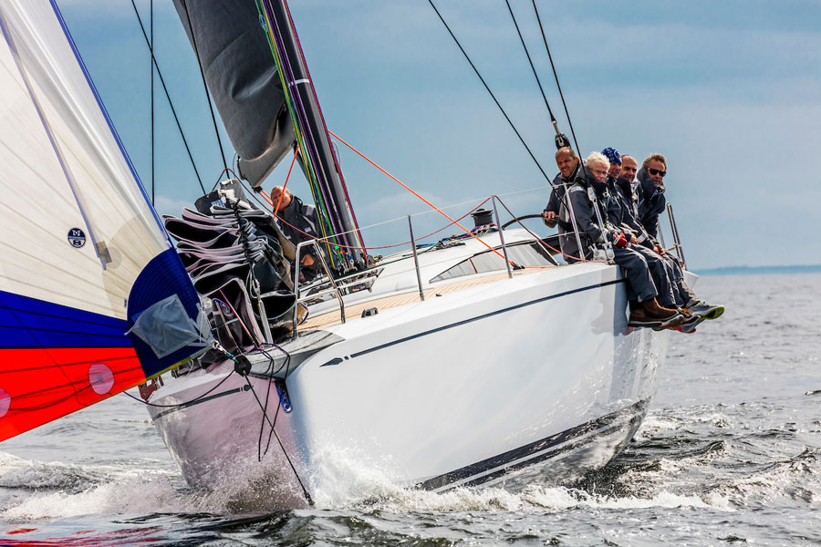 European yacht of the year clubswan 50