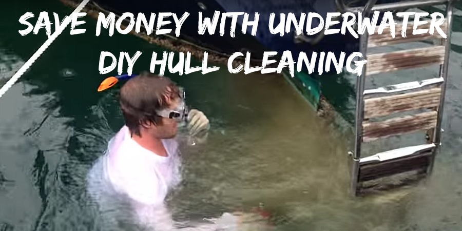 Photo of Boat Owners: Save money with underwater DIY hull cleaning. VIDEO