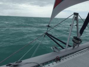 CROSS BEAM MOUNTED (Catamaran) – with Brackets