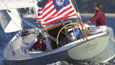 Photo of A Sailboat we Love: Bruckmann Daysailer 42