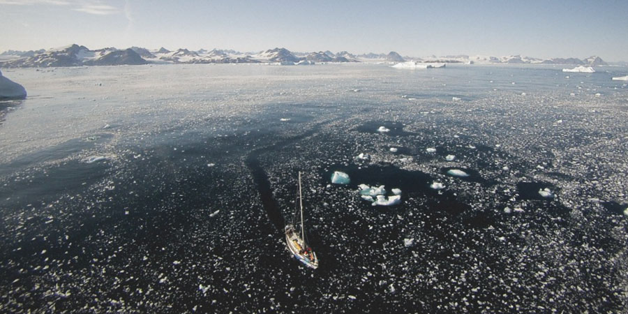 Photo of Watch this video to Understand why Sailing in the Arctic is something special