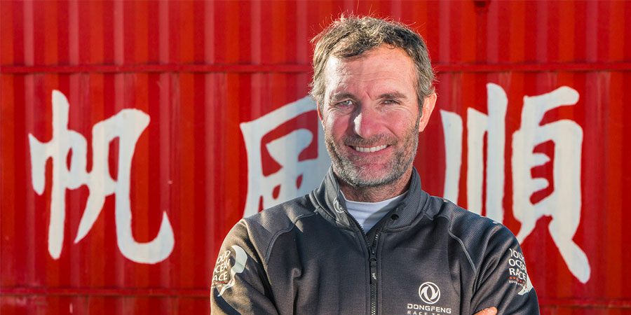 Photo of Vendée Globe star Jérémie Beyou takes on Volvo Ocean Race challenge