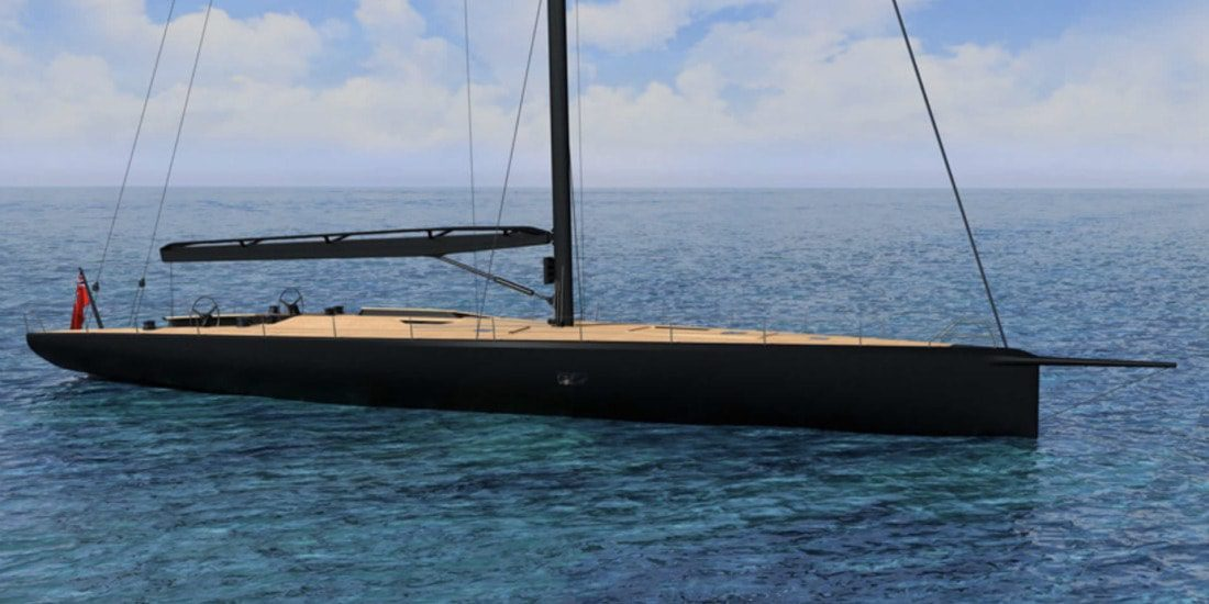 Photo of A SAILBOAT IN PICTURES. Judel Vrolijk Design signs the new Wally 93