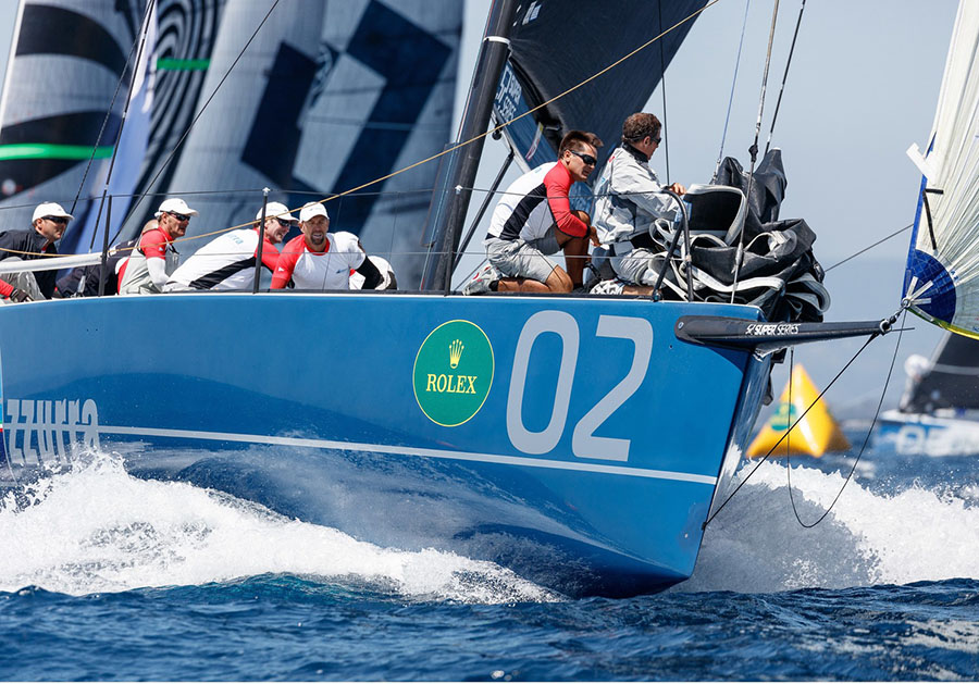 tp52 sailboats regatta