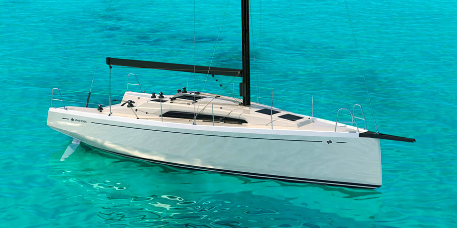Photo of Grand Soleil reveals two new Projects: a little 34ft and an All New 80ft Custom
