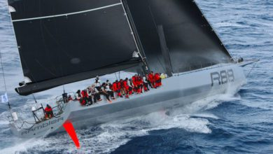 rambler 88 line honors 51st Newport Bermuda Race