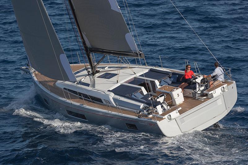 Beneteau Oceanis 51.1 boot