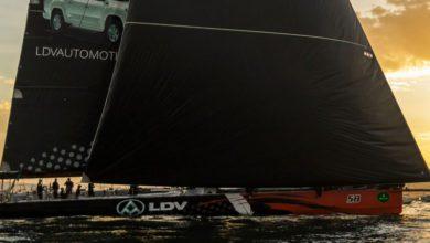 comanche Rolex sydney hobart