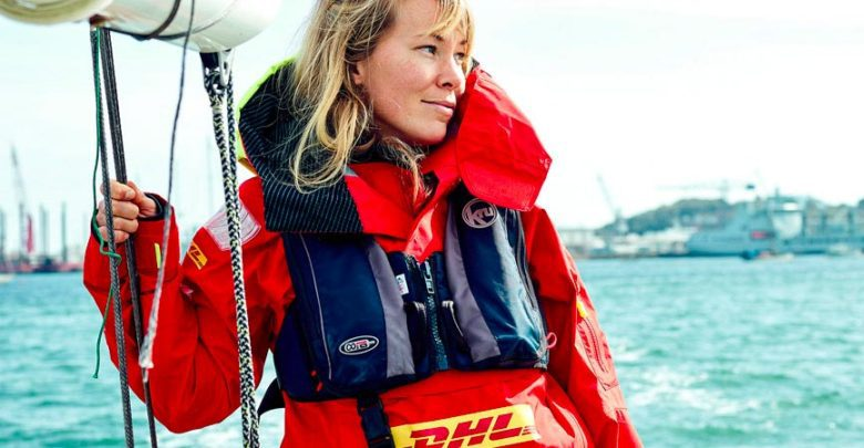 Photo of Interview with Susie Goodall, the only Female Sailor at next Golden Globe Race
