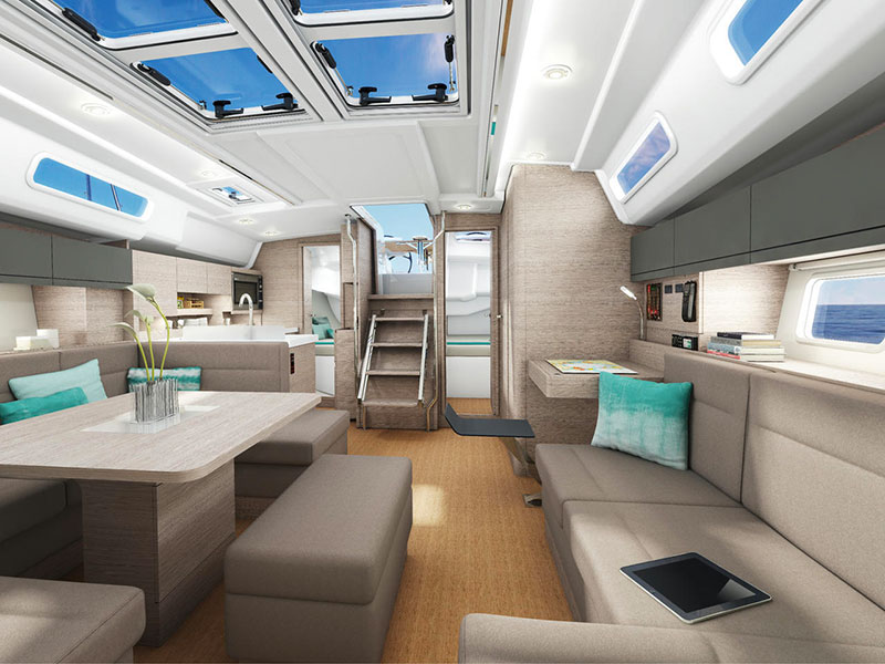 Hanse Yachts presents the New Hanse 458 and the New 508