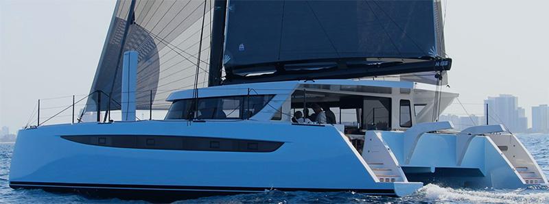 hh55 catamaran United States Sailboat Show