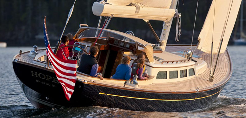 morris yachts m52 United States Sailboat Show