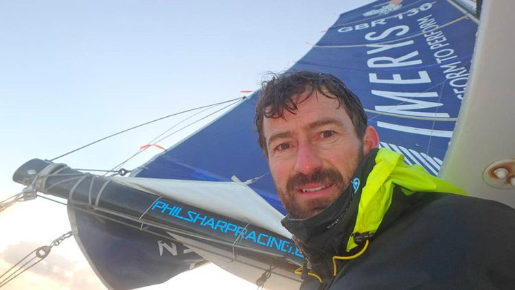route du Rhum day 3