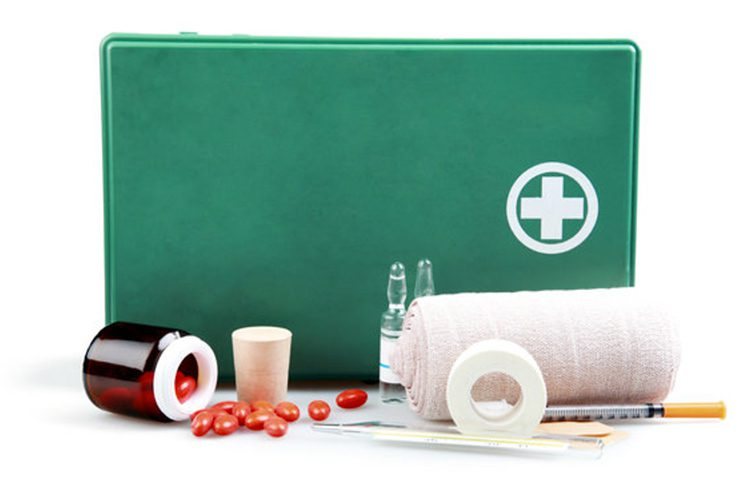 fishing from sailboats first aid