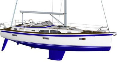 Photo of New Hallberg-Rassy 40C Will Be Unveiled At BOOT 2020