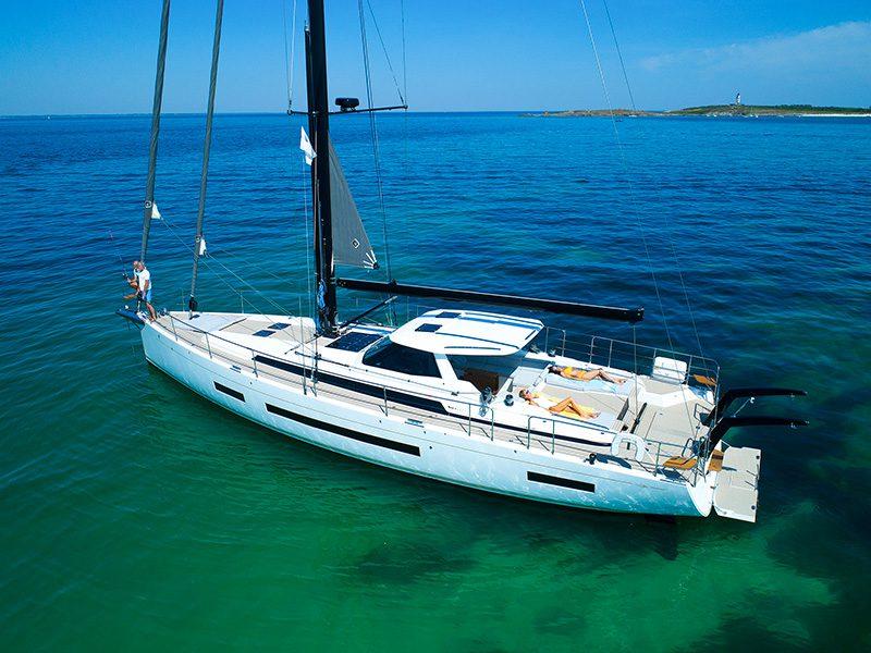 amel 60 Bluewater sailboats