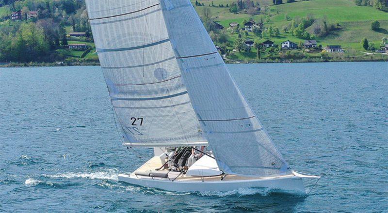 a-27 a-yachts daysailer Sailing Yacht Design