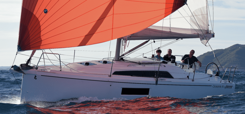 Beneteau oceanis 30.1 European yacht of the year