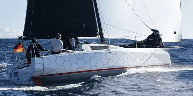 dehler 30 od European yacht of the year