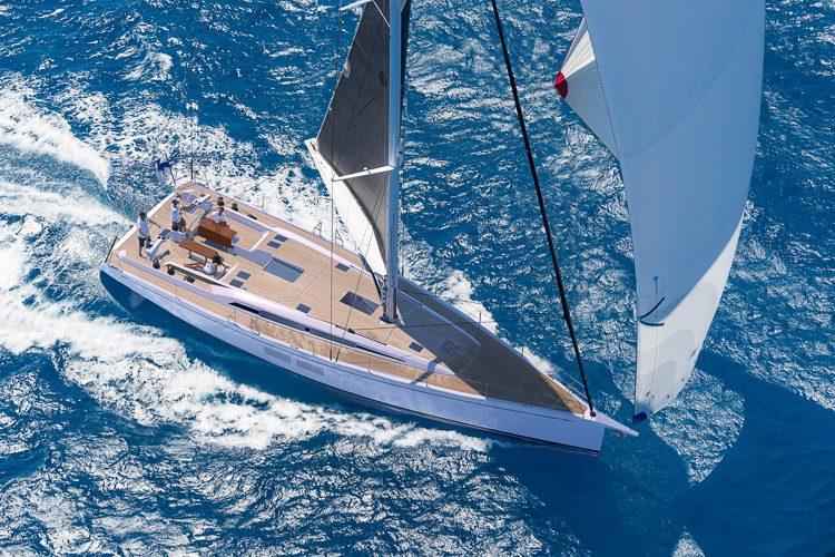 swan 58 bluewater sailboats boot dusseldorf
