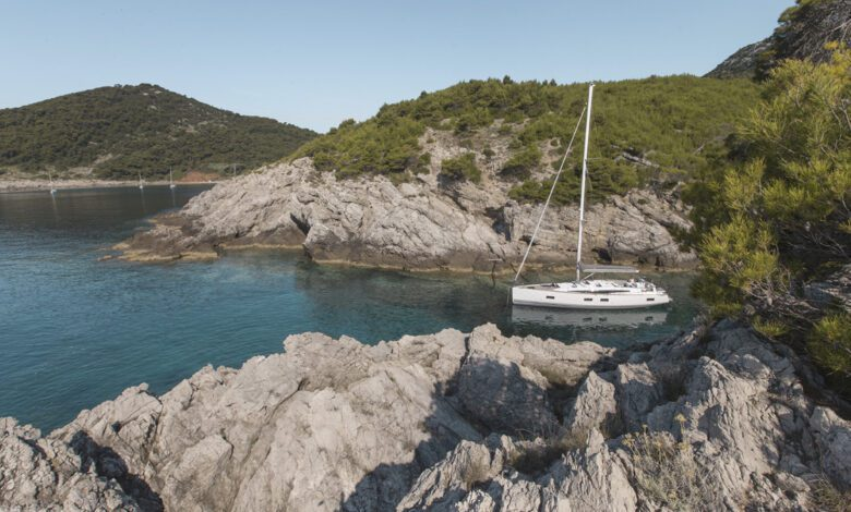 anchoring your sailboats