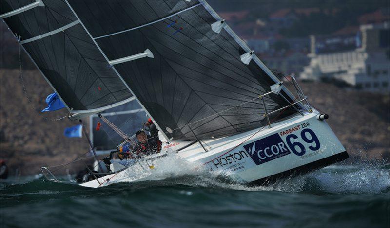 fareast 28r Sailing Yacht Design