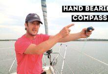 hand bearing compass sailing britaly sail universe