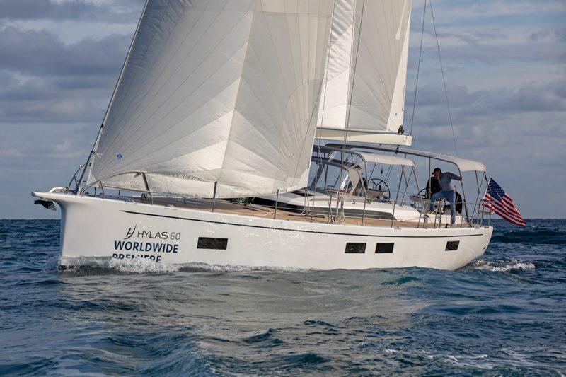 Hylas H60 new sailboats