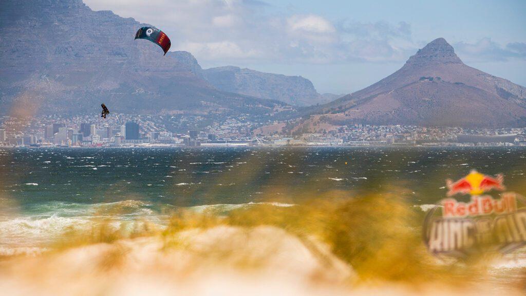 Red Bull king of the air kitesurf