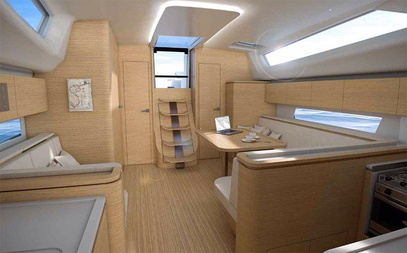 elan gt6 interiors sailboat
