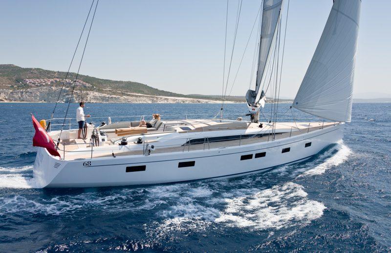 euphoria 68 new sailboats