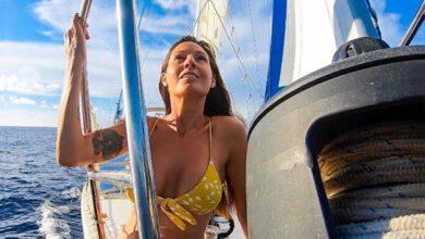 sailing nandji sailing around the world